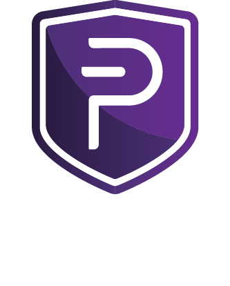 PIVX Logo Light Vertical