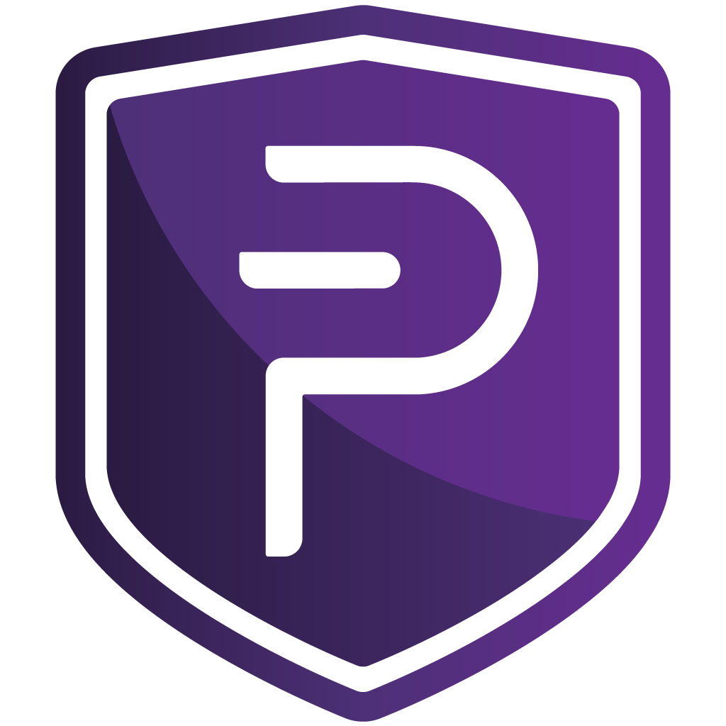 PIVX Logo Shield